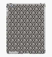 Victoriana Skulls iPad Case/Skin