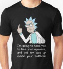Opinions Arrhh!! Unisex T-Shirt