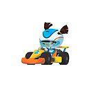 Baby Us: Go Kart Girl by PunchingPandas