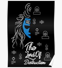 Shiva - The Lord Of Destruction Poster