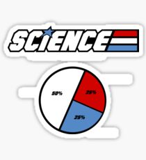Science: Knowing Is the Entire Battle Sticker