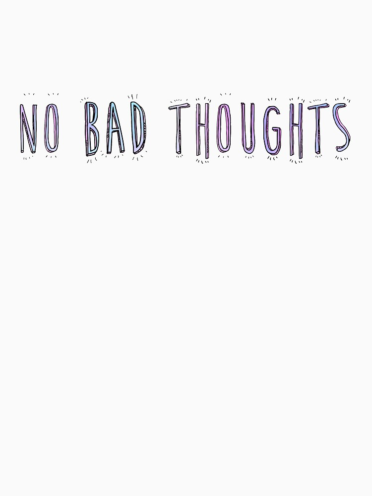 no bad thoughts pastel by areckewey