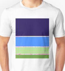 Abstract Landscape Trio Unisex T-Shirt