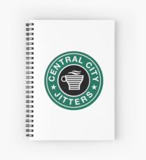 CC Jitters Spiral Notebook