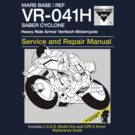 Cyclone Repair and Service by Crocktees