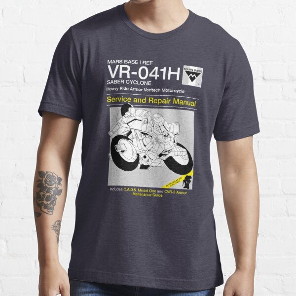 Cyclone Repair and Service Essential T-Shirt