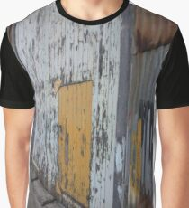 Paintshop doors. Graphic T-Shirt