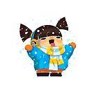 Baby Us: Snow Girl by PunchingPandas