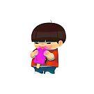 Baby Us: Popsicle Boy by PunchingPandas