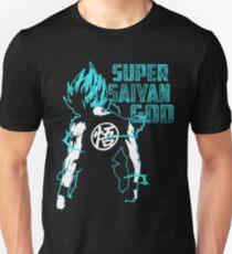Goku - Super Saiyan Blue | 27 Unisex T-Shirt