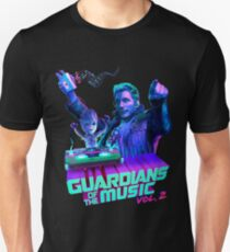 Guardians Of The Music Unisex T-Shirt