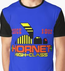 Daytona USA - HORNET ~ 41 Front ver. Graphic T-Shirt