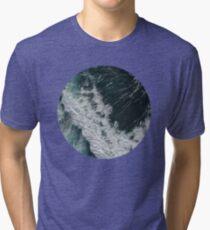 Ocean Tri-blend T-Shirt