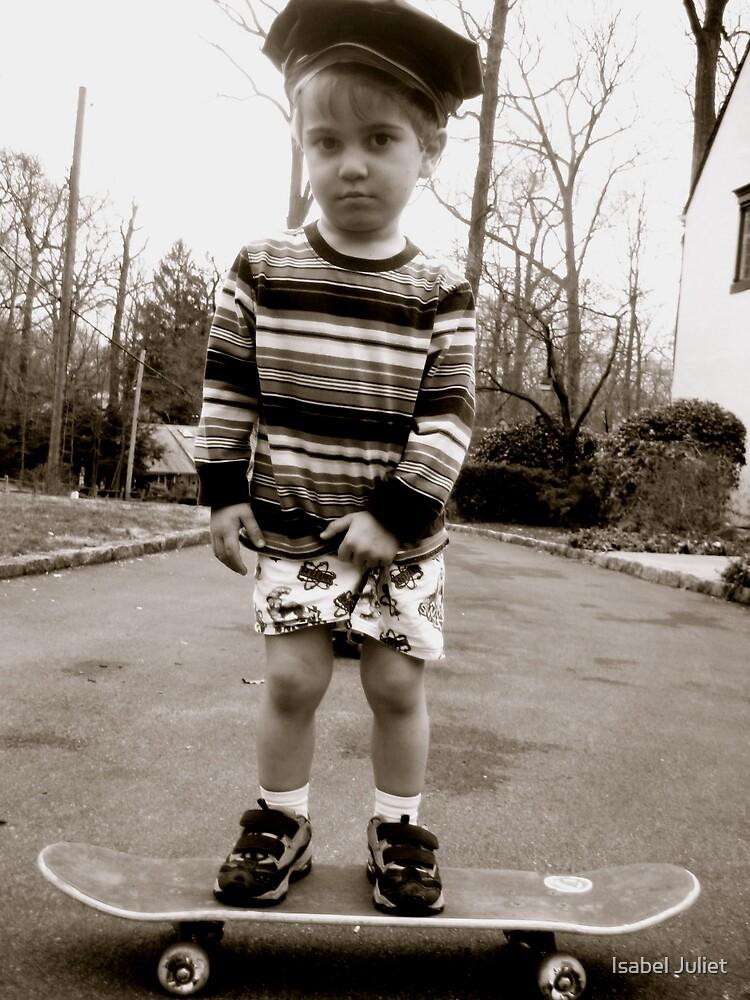 Childhood's Innocence by Isabel Juliet