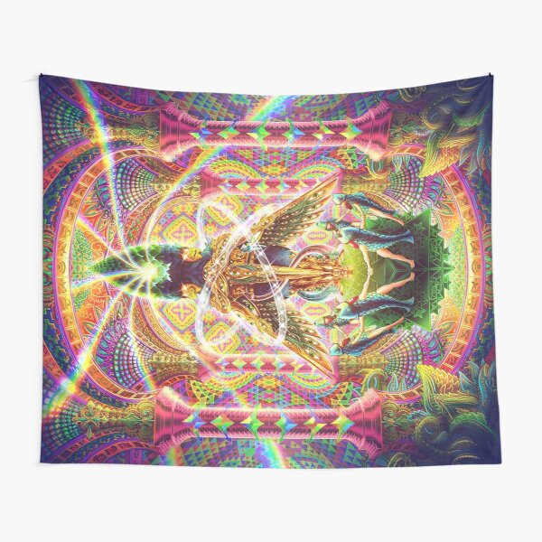 Death by Astonishment Tapestry