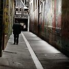 Union Lane Melbourne Two by Chris Muscat