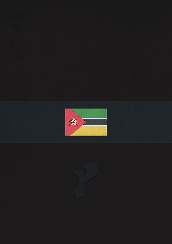 Mozambique by FlatFlags