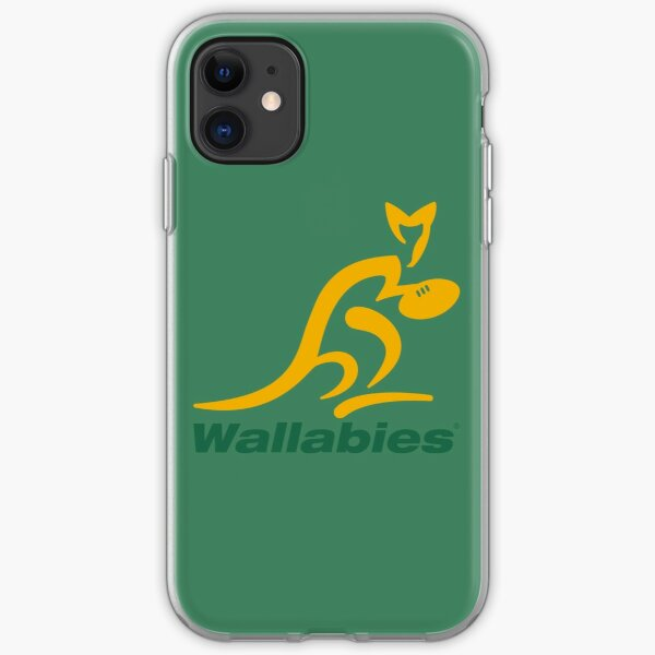 Wallabies iPhone Soft Case