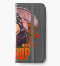 SML JEFFY HOPS iPhone Wallet/Case/Skin