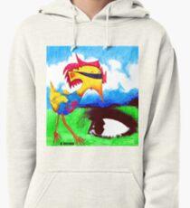 Super Bird Pullover Hoodie
