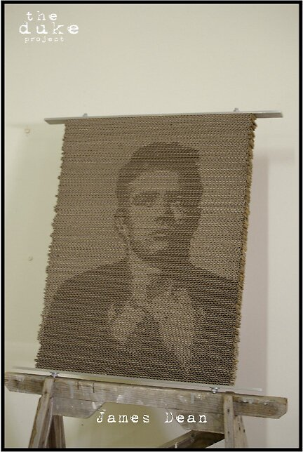 James Dean by TheDukeProject