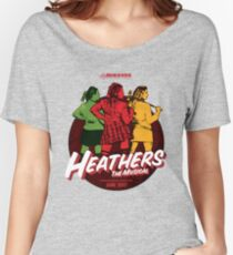Heathers The Musical MMS 2017  Women's Relaxed Fit T-Shirt
