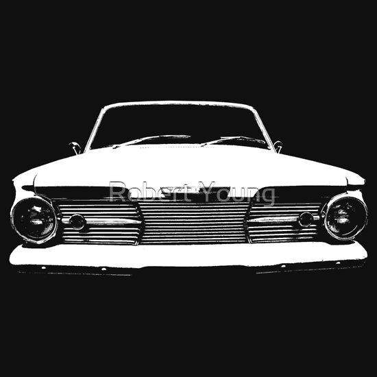 TShirtGifter presents: 1965 Chrysler Valiant AP6