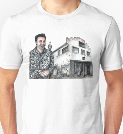 Laneway espresso Dromana T-Shirt