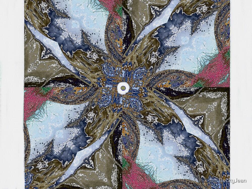 flowerart by BeckyJean