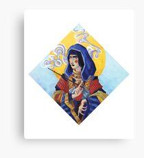 Mystical Magical Man Canvas Print