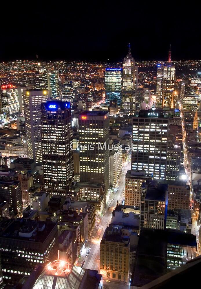 Melbourne Australia by Chris Muscat