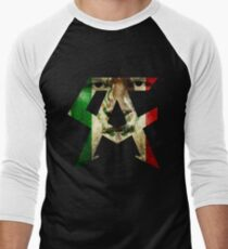 canelo alvarez Men's Baseball ¾ T-Shirt