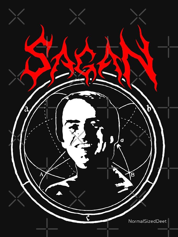 carl sagan by leonardstev