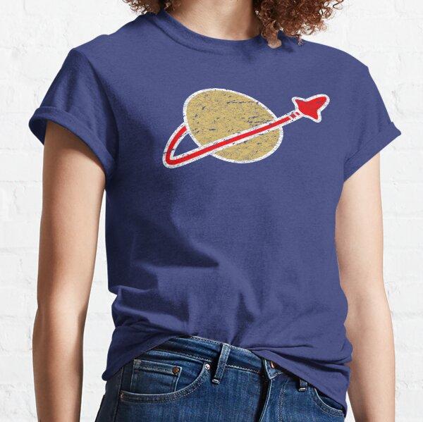 Retro  Lego Space Logo Classic T-Shirt