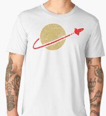 Retro  Lego Space Logo Men's Premium T-Shirt