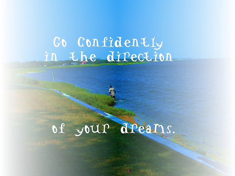 Go Confidently by Judi Taylor