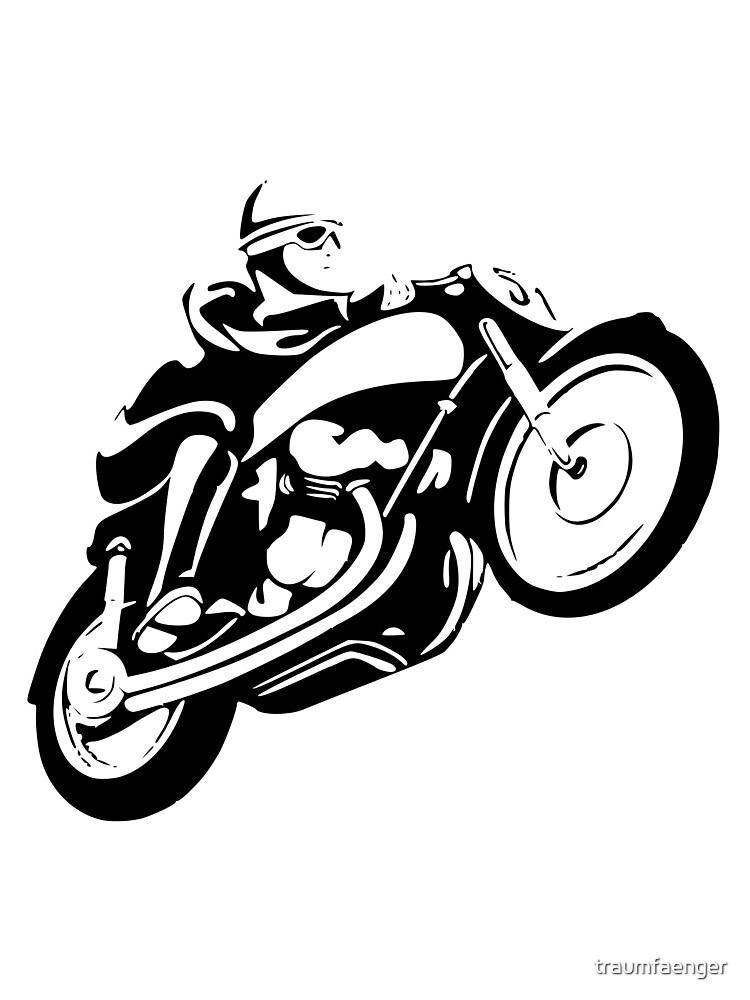 Genuine Rider by traumfaenger