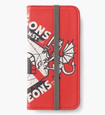 Dragons Against Dungeons iPhone Wallet/Case/Skin