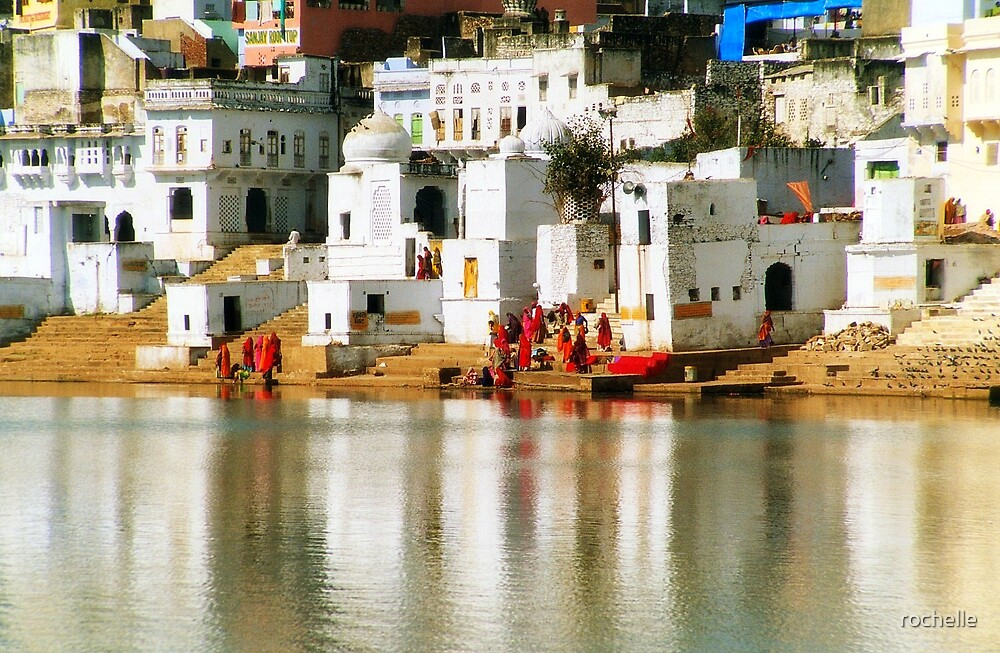 Tranquility. Pushkar, India by rochelle