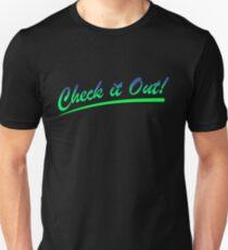 chek it out dr steve brule Unisex T-Shirt