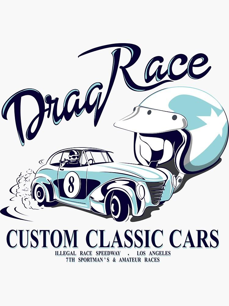 Custom Race Cars