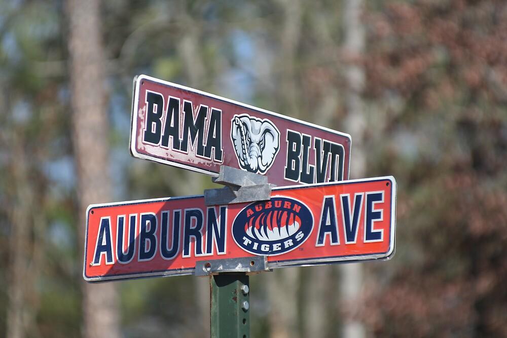 Alabama Cross Roads by Underthebamasky