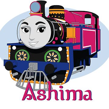 Ashima by sweetdemise