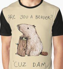 Dam Graphic T-Shirt