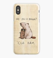 Dam iPhone Case