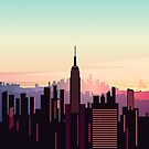 New york sunshine by elfelipe