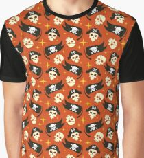 Skull Pattern 2 Graphic T-Shirt