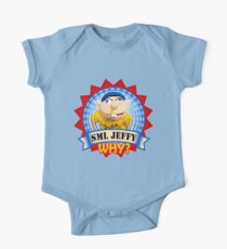 SuperMarioLogan Jeffy Why? Kids Clothes
