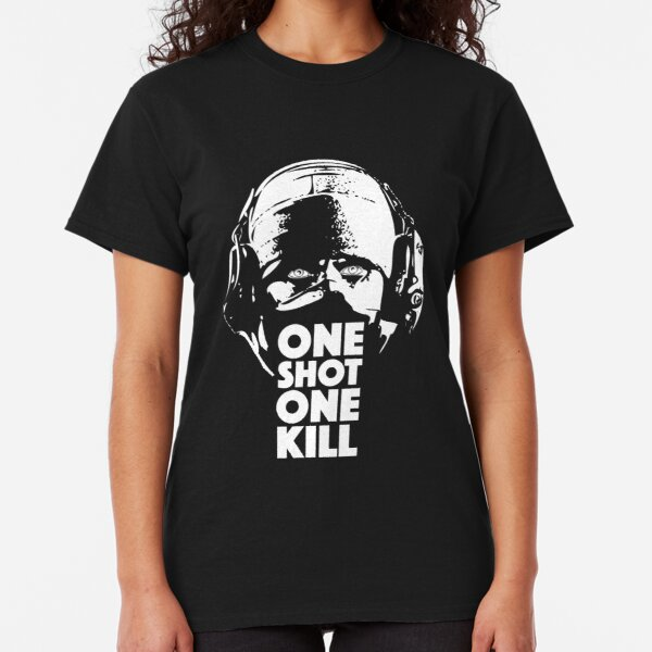 Glaz: One Shot One Kill Classic T-Shirt