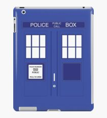 DOCTOR WHO Tardis Box iPad Case/Skin